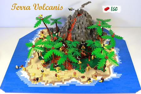 Click here to see Terra Volcanis by I Screan Clone in the Forum!