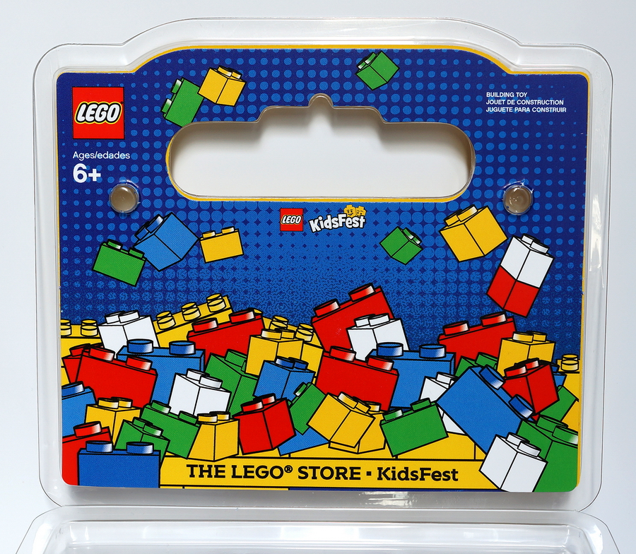 REVIEW Pack exclusif LEGO Kidsfest 2016